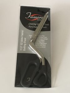 World Quilting Day Giveaway Prize #3: Famore Batting Scissors (image)