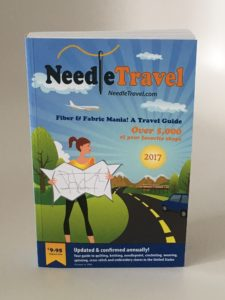 World Quilting Day Giveaway Prize #2: NeedleTravel Book (image)