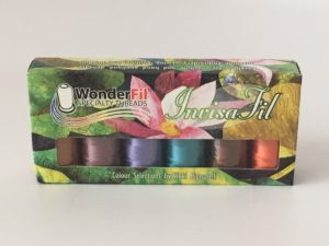World Quilting Day Giveaway Prize #5: Wonderfil Thread #B009 (image)