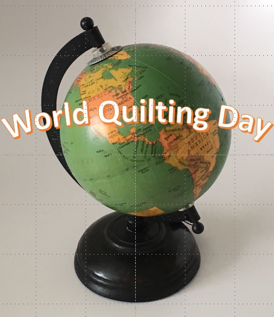 World Quilting Day Giveaway (image)