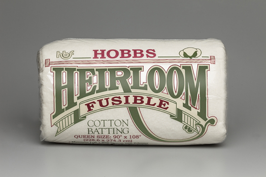 Hobbs Heirloom 80/20 Fusible Batting (image)
