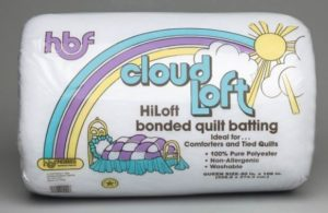 Hobbs Cloudloft Batting (image)