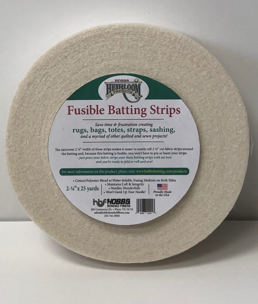 Fusible Batting Strips