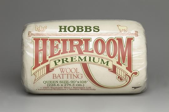 Hobbs Heirloom Wool Batting (image)