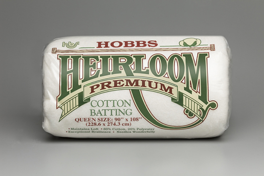 Hobbs Heirloom® Premium 80/20 Cotton/Poly Blend Batting (image)
