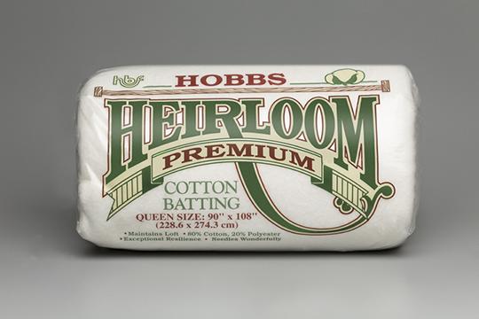 Hobbs Heirloom® Premium 80/20 Cotton/Poly Blend Batting (image)