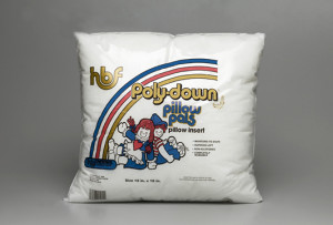 Hobbs Poly-Down Pillow Pals Pillow Insert (image)