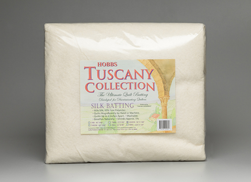 Hobbs Tuscany Silk Batting (image)
