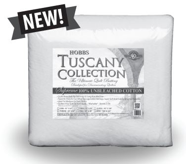 Hobbs Tuscany Supreme 100% Unbleached Cotton (image)
