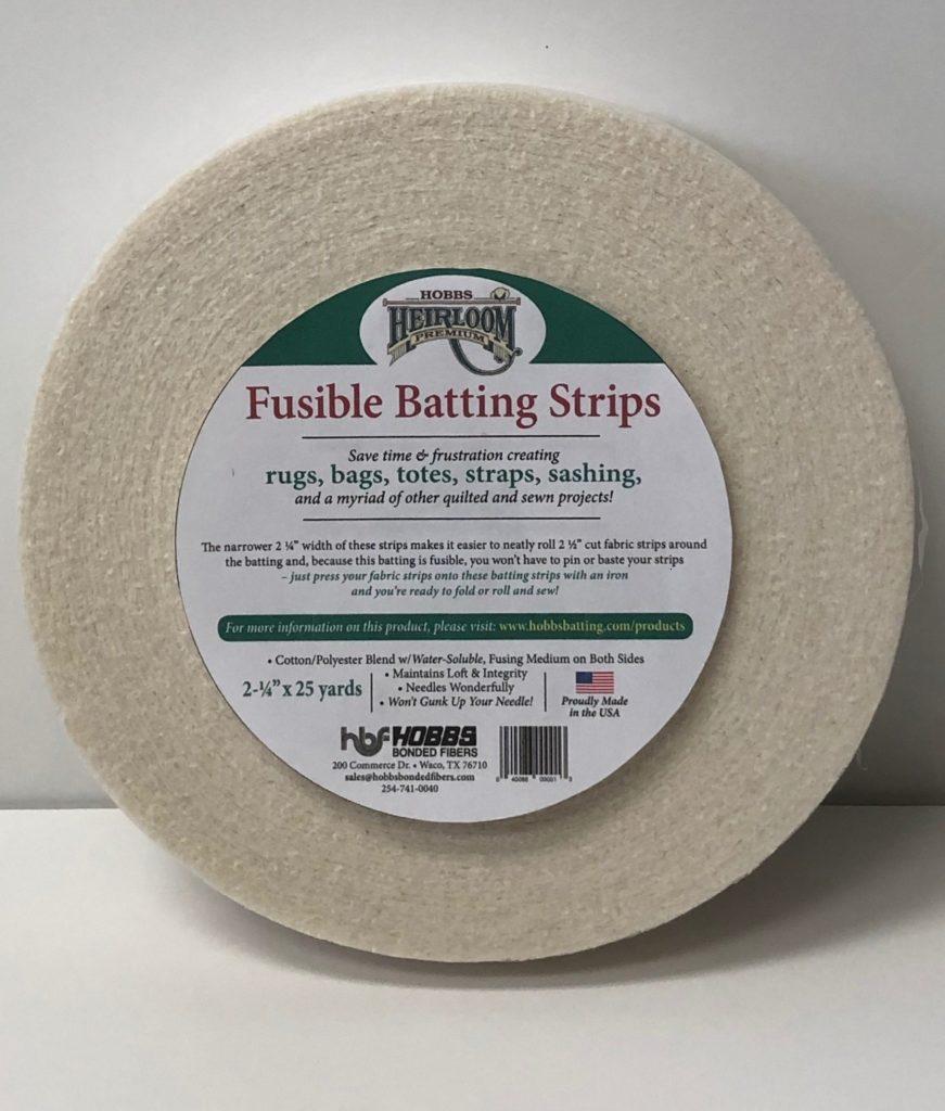 Fusible Batting Strips